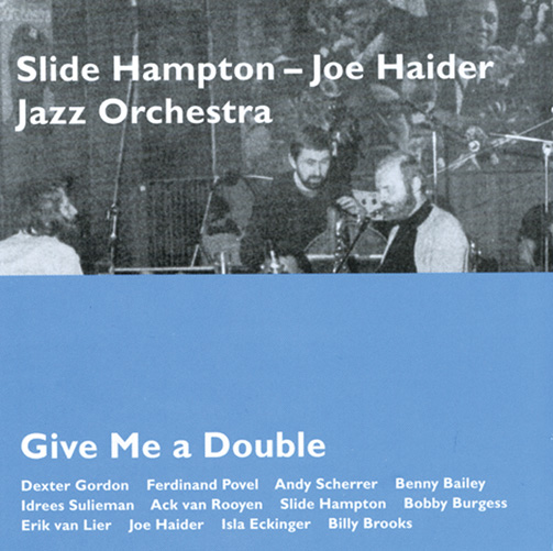 GIVE ME A DOUBLE(2CD)