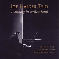 Joe Haider Trio / A Sunday In Switzerland (ジャズCD)