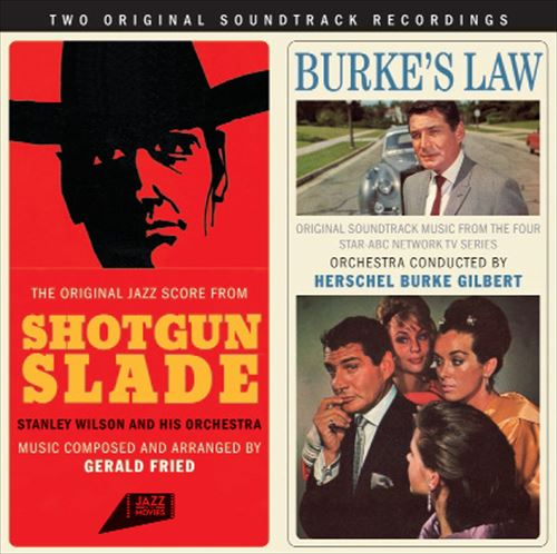SHOTGUN SLADE / BURKE'S LAW