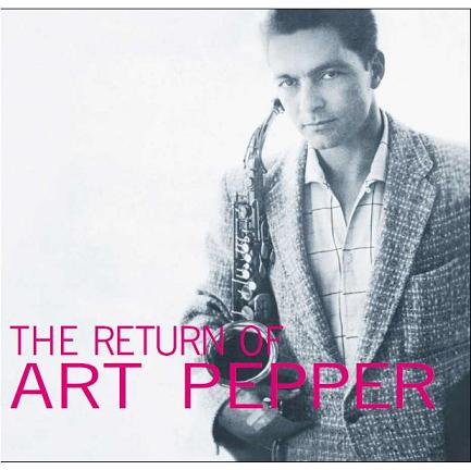 THE RETURN OF ART PEPPER(180GRAM)  (ジャズLP) / ART PEPPER QUINTET