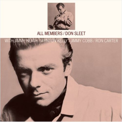 DON SLEET QUINTET / ALL MEMBERS(180GRAM)(ジャズLP)