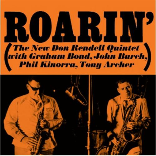 DON RENDELL NEW JAZZ QUINTET / ROARIN'(180GRAM)(ジャズLP)