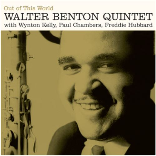 WALTER BENTON QUINTET / OUT OF THIS WORLD(180GRAM)(ジャズLP)