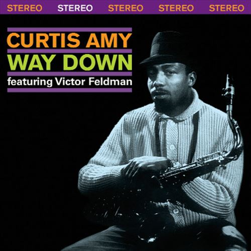 Curtis Amy Septet / Way Down (180Gram)