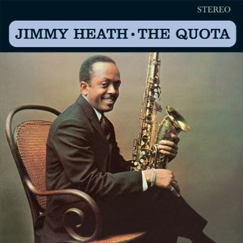 JIMMY HEATH / THE QUOTA(180GRAM)