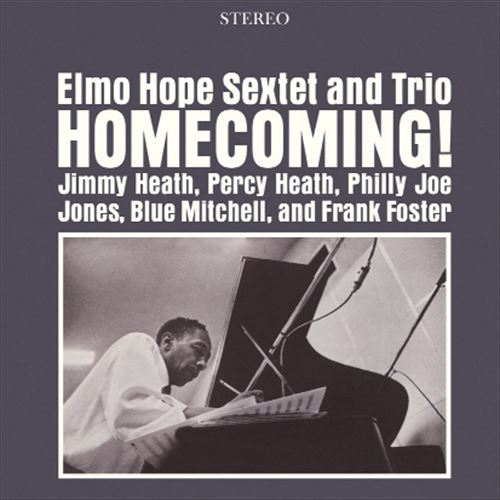 ELMO HOPE SEXTET AND TRIO / HOMECOMING! (180GRAM)