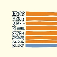 Ernie Henry Quartet / Seven Standards And A Blues (Audiophile 180Gram Hq Vinyl)