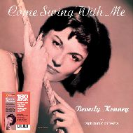 BEVERLY KENNEY / COME SWING WITH ME(180GRAM)  (ジャズLP)