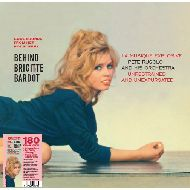 PETE RUGOLO AND HIS ORCHESTRA / BEHIND BRIGITTE BARDOT(180GRAM-GATEFOLD SLEEVE)  (ジャズLP)