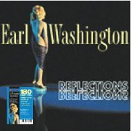 EARL WASHINGTON / REFLECTIONS(180GRAM)  (ジャズLP)