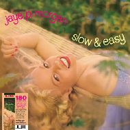 Jaye P.Morgan / Slow & Easy(180Gram)  (ジャズLP)