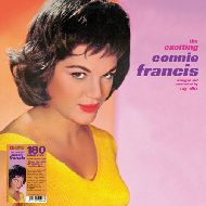 CONNIE FRANCIS / THE EXCITING CONNIE(180GRAM) (ジャズLP)