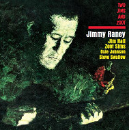 ジミー・レイニー JIMMY RANEY TWO JIMS AND ZOOT LPTIME 紙ジャケ CD LPT1002