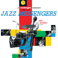 JAZZ MESSENGERS ジャズ・メッセンジャーズ A MIDNIGHT SESSION WITH THE JAZZ MESSENGERS