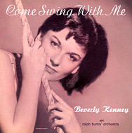 BEVERLY KENNEY / COME SWING WITH ME (ジャズCD)
