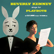 BEVERLY KENNEY ビバリー・ケニー SINGS FOR PLAYBOYS 紙ジャケCD LPTIME LPT1010
