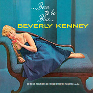 BEVERLY KENNEY ビバリー・ケニー BORN TO BE BLUE LPTIME