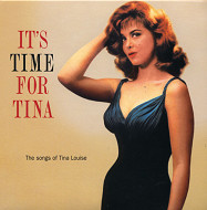 TINA LOUISE IT'S TIME FOR TINA (PAPER SLEEVE JACKET)