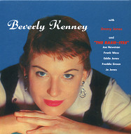 ビバリー・ケニー BEVERLY KENNEY SINGS WITH JIMMY JONES AND 'THE BASIE-ITES' LPTIME CD LPT1015