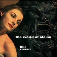 BILL RUSSO ビル・ラッソ THE WORLD OF ALCINA 紙ジャケCD LPTIME