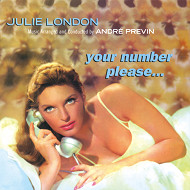 ジュリー・ロンドン JULIE LONDON YOUR NUMBER,PLEASE... 紙ジャケCD LPTIME
