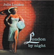 ジュリー・ロンドン JULIE LONDON LONDON BY NIGHT LPTIME 紙ジャケCD