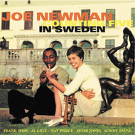 ジョー・ニューマン JOE NEWMAN COUNTING FIVE IN SWEDEN 紙ジャケCD LPTIME LPT1036