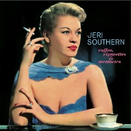 ジェリ・サザン JERI SOUTHERN / COFFEE,CIGARETTES AND MEMORIES 紙ジャケCD LPTIME LPT1056