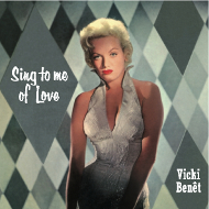 VICKI BENET / SING TO ME OF LOVE 紙ジャケCD LPTIME LPT1059 ビッキ・ベネ