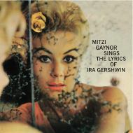 ミッチ・ゲイナー MITZI GAYNOR / SINGS THE LYRICS OF IRA GERSHWIN 紙ジャケCD LPTIME LPT1060