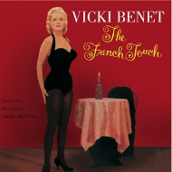 Vicki Benet / The French Touch (ジャズCD)