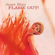Janet Blair / Flame Out ! (ジャズCD)