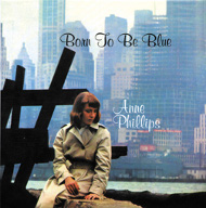 Anne Phillips / Bone To Be Blue (ジャズCD)