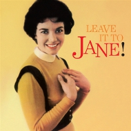 JANE HARVEY  / LEAVE IT TO JANE!  ジェーン・ハーベイ