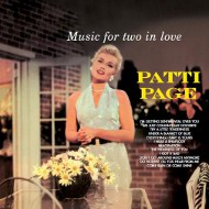 パティ・ペイジ PATTI PAGE  / MUSIC FOR TWO IN LOVE 紙ジャケCD LPTIME LPT1124