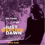SINGS JUST BEFORE DAWN (ジャズCD) / PAT HEALY