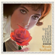 ワンダ・スタッフォード WANDA STAFFORD / IN LOVE FOR THE VERY FIRST TIME 紙ジャケCD LPTIME LPT1146