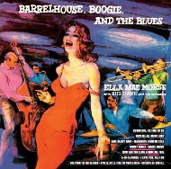 エラ・メイ・モース  ELLA MAE MORSE / BARRELHOUSE, BOOGIE AND THE BLUES 紙ジャケCD LPTIME LPT1154