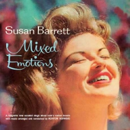 LPT1163 スーザン・バレット SUSAN BARRETT MIXED EMOTIONS   紙ジャケCD LPTIME