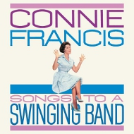 LPT1164 コニー・フランシス CONNIE FRANCIS SONGS TO A SWINGING BAND  紙ジャケCD LPTIME