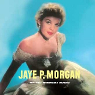 LPT1167 ジェー・ピー・モーガン JAYE P.MORGAN WITH HUGO WINTERHALTER'S ORCHESTRA 紙ジャケCD LPTIME