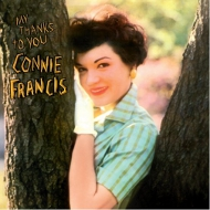 LPT1170 コニー・フランシス CONNIE FRANCIS MY THANKS TO YOU 紙ジャケCD LPTIME