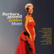 LPT1172 バーバラ・ラッセル BARBARA RUSSELL GOLDEN BLUES 紙ジャケCD LPTIME