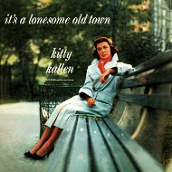 LPT1174 キティ・カレン KITTY KALLEN IT'S A LONESOME OLD TOWN 紙ジャケCD LPTIME