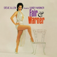 LPT1175 サンディ・ワーナー SANDY WARNER FAIR AND WARNER 紙ジャケCD LPTIME