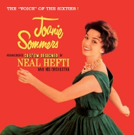 """Joanie Sommers / The """"Voice"""" Of The Sixties !(ジャズCD)"""