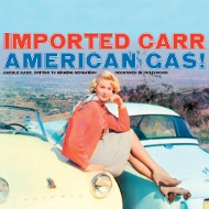 CAROLE CARR / IMPORTED CARR AMERICAN GAS !(ジャズCD)