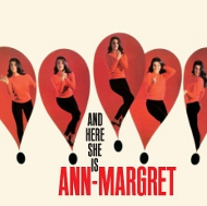 LPT1181 アン・マーグレット ANN MARGRET AND HERE SHE IS  紙ジャケCD LPTIME
