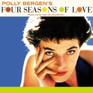 LPT1191 ポリー・バーゲン POLLY BERGEN FOUR SEASONS OF LOVE 紙ジャケCD LPTIME