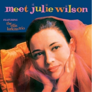 LPT1193 ジュリー・ウィルソン JULIE WILSON MEET JULIE WILSON FEATURING THE ELLIS LARKINS TRIO  紙ジャケCD LPTIME